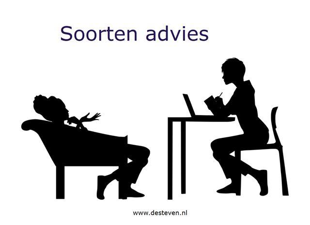 Soorten advies