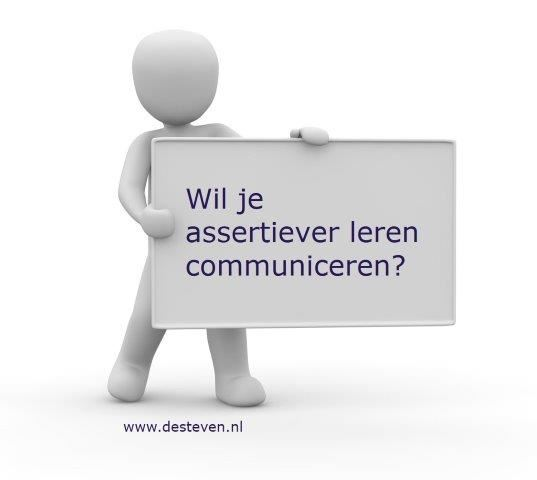 Assertieve communicatie