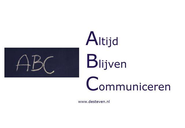 Altijd blijven communiceren (ABC)
