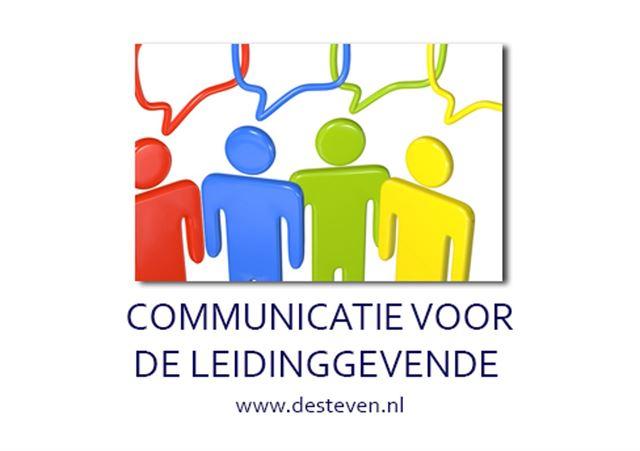 Communicatietraining leidinggevende