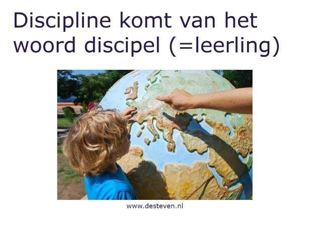 Zelfdiscipline ontwikkelen