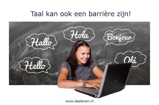Spreekangst en taal