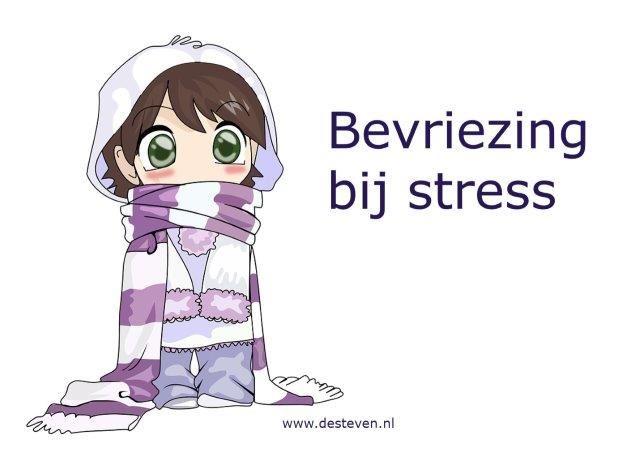 Bevriezing bij stress (bevroren)