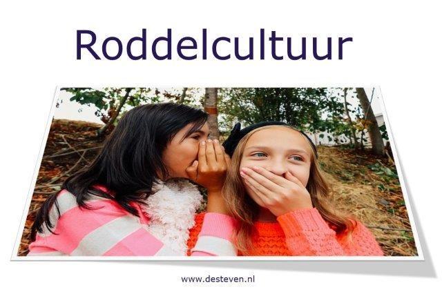 Roddelcultuur