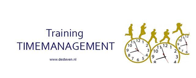 Timemanagement training