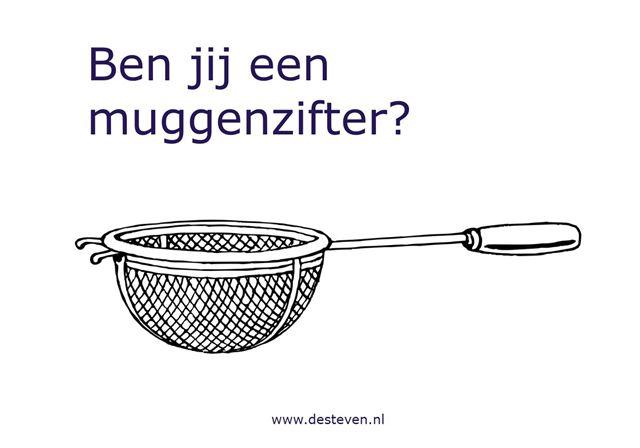Muggenzifter