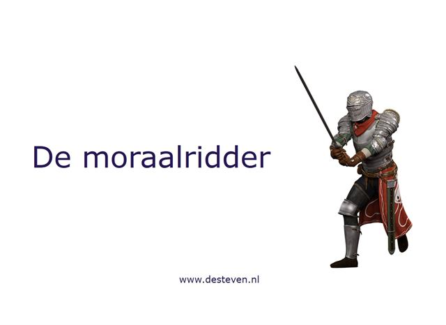 Moraalridder