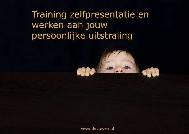 Training zelfpresentatie