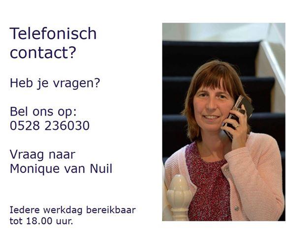 Contact met De Steven