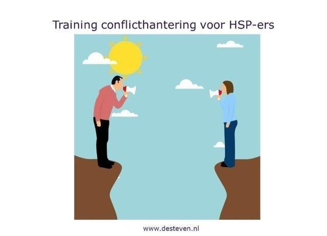 Conflicthantering training voor hsp-ers