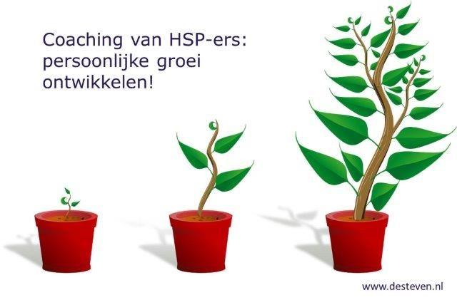Coaching van HSP-ers en hoogsensitieve personen