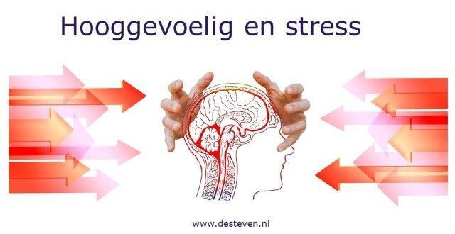 Hooggevoelig en stress