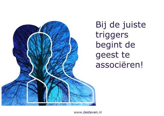 Associatief denken en hooggevoelig (HSP)