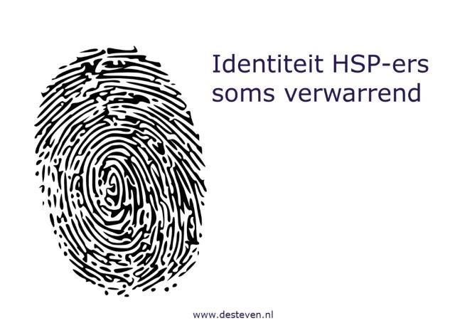 Verwarring over identiteit HSP-er