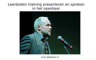 Online training: effectief presenteren