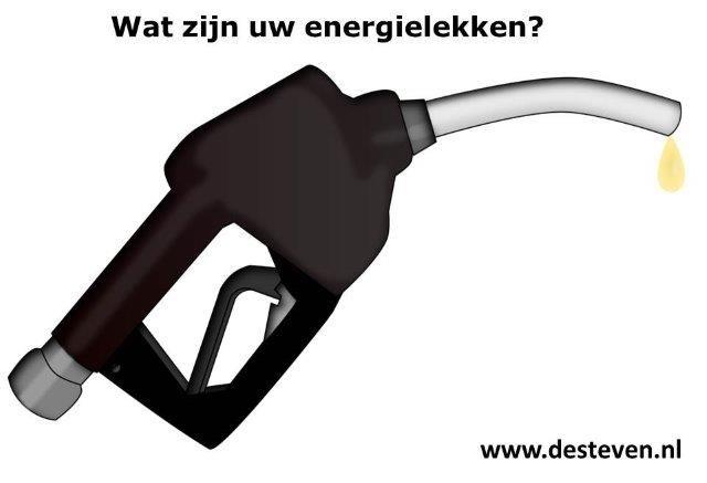 energielekken en energievreters