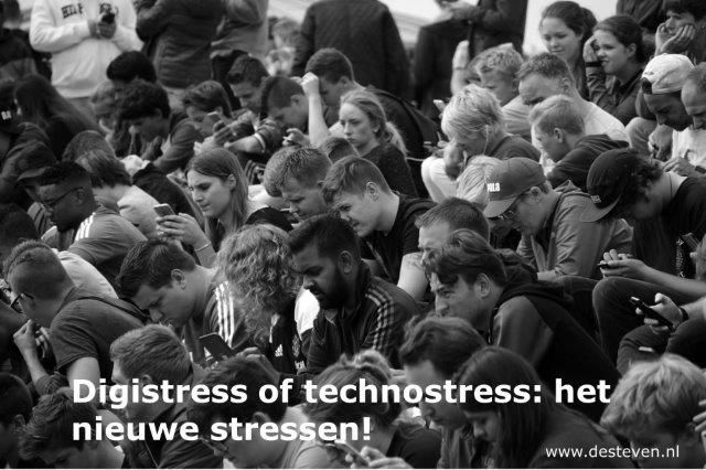Digistress of technostress