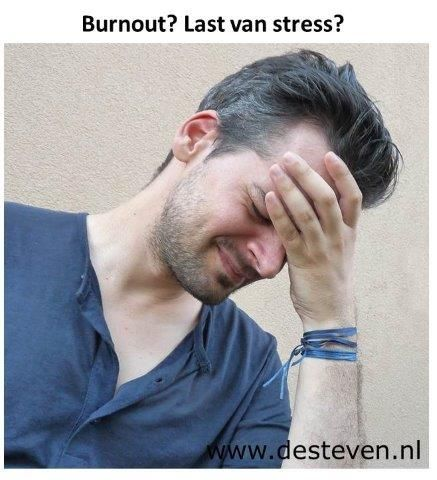 Burnout en stress