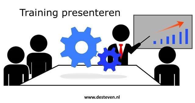 Training presenteren