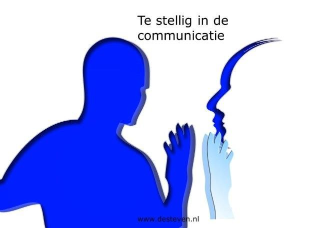 Stellig communiceren