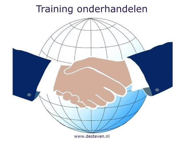 Training onderhandelen
