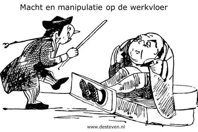 Macht en manipulatie op de werkvloer