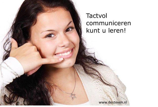 Bot en kortaf communiceren