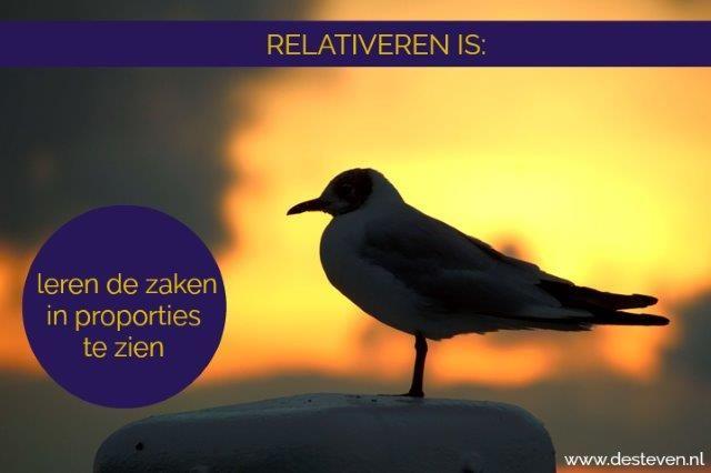 Relativeren