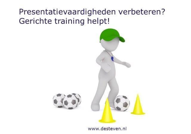 Presentatievaardigheden training