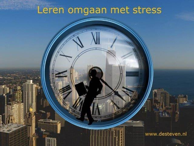Stress leerdoelen en omgaan met stress
