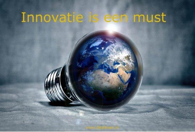 Innovatie een must