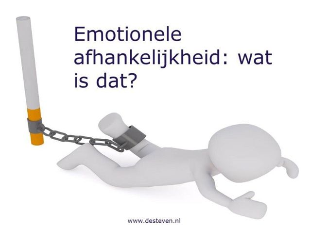 Emotionele afhankelijkheid