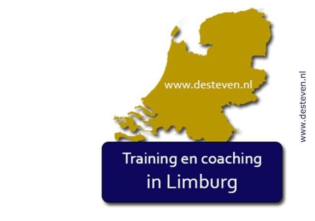 Limburg: training, coaching, cursus