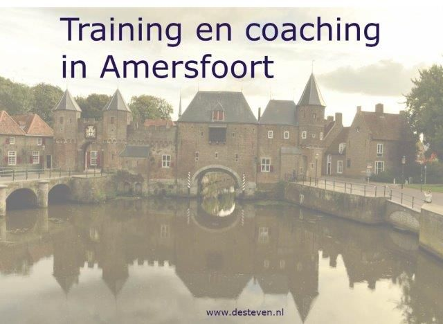 Amersfoort: training, coaching, cursus en outplacement
