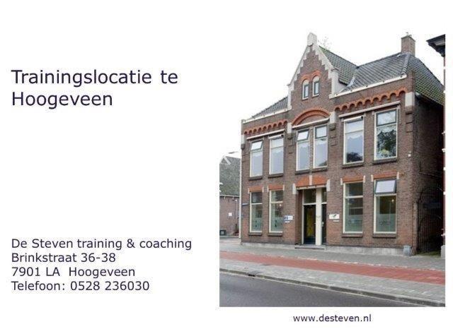 Cursuslocatie Hoogeveen Drenthe