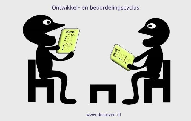 Ontwikkel- en beoordelingscyclus organisaties
