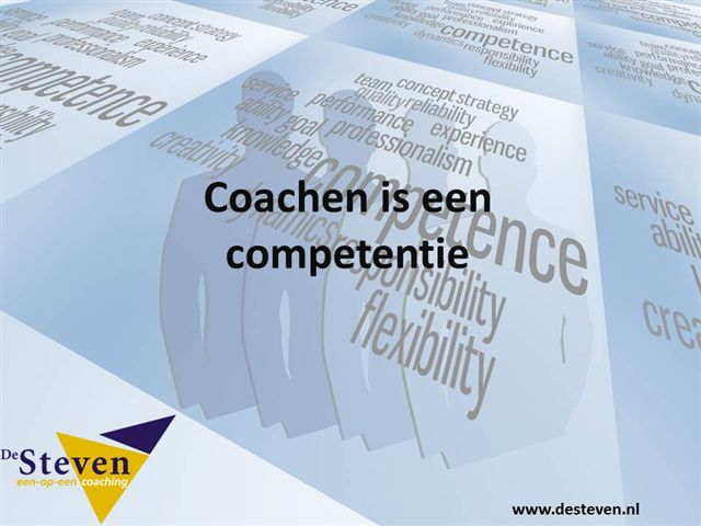 Coachen competentie