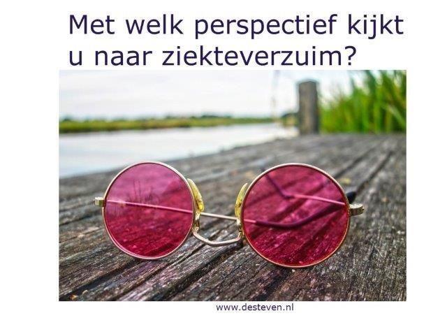 Ziekteverzuim en uw perceptie of perspectief