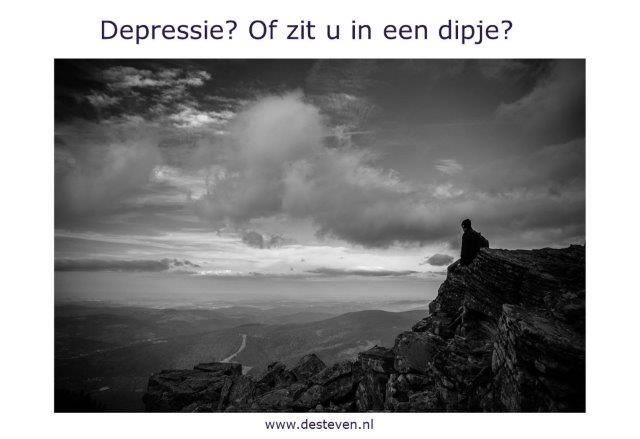 Depressie of depressief?