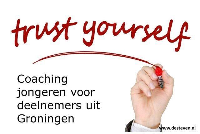 Coaching jongeren Groningen
