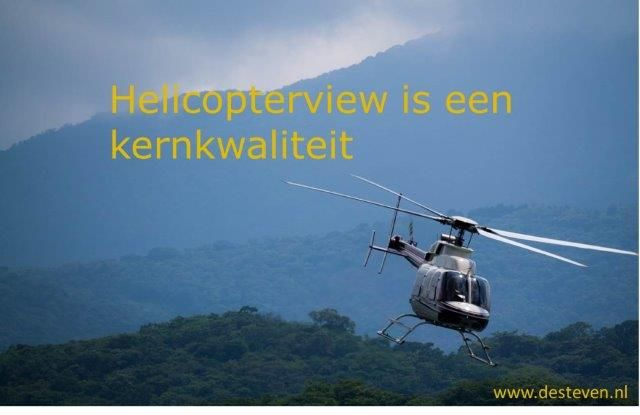 Helicopterview of helikopterview