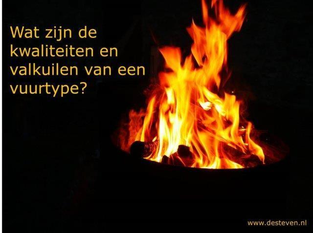 Vuur-type: kwaliteiten en valkuilen