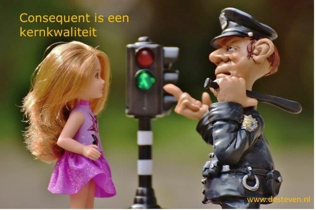 Consequent kernkwaliteit