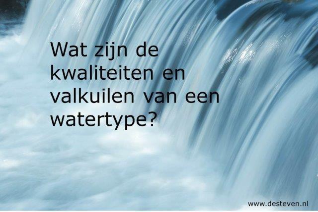 Water-type: stijl van invloed