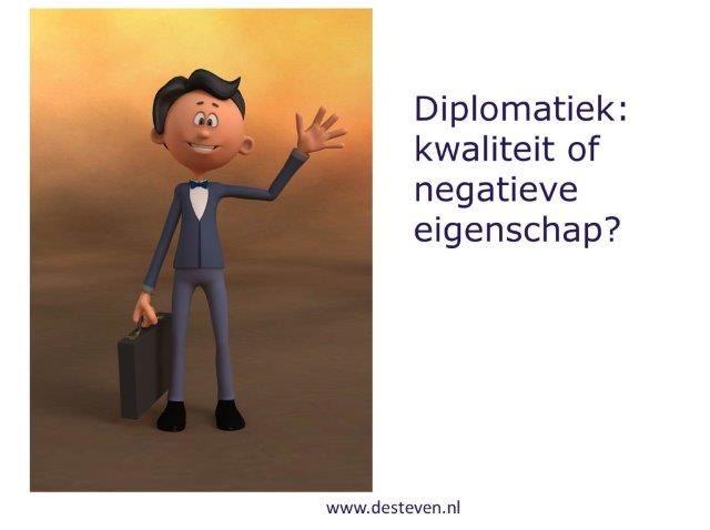 Diplomatiek