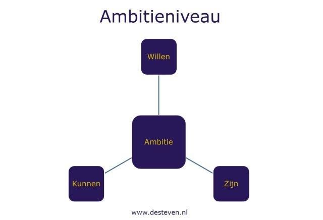 Ambitie of ambitieus