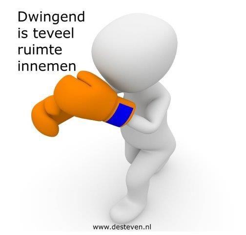 Dwingend
