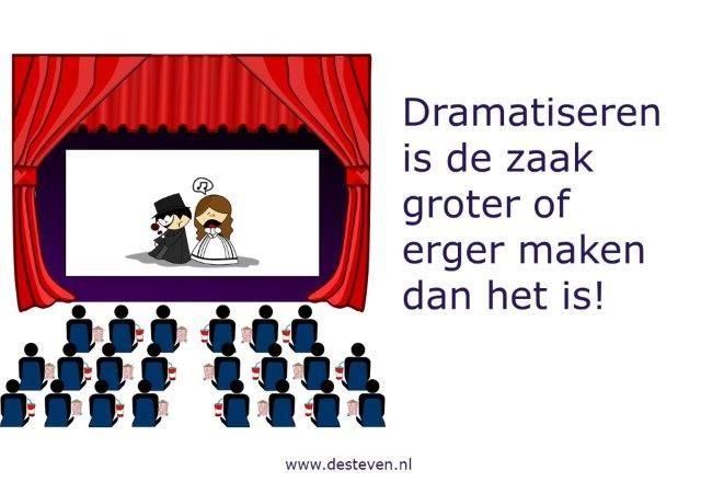 Dramatiseren
