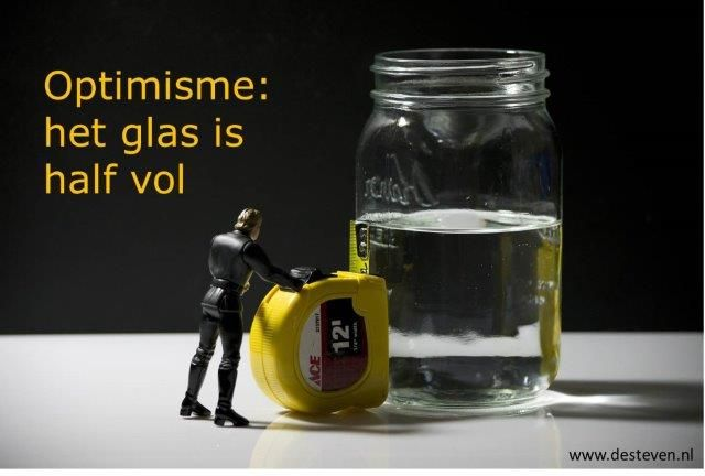 Optimisme en optimistisch