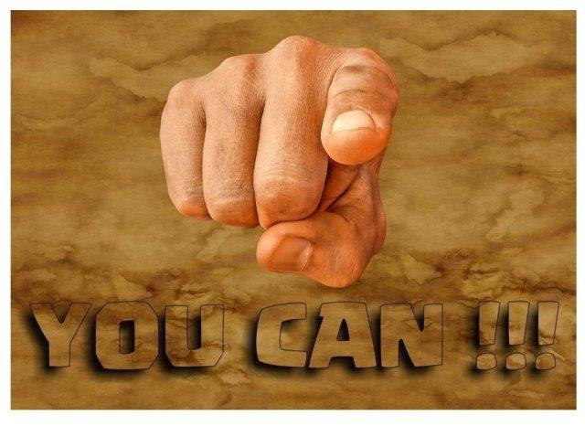 Doorzettingsvermogen: bent u een doorzetter?